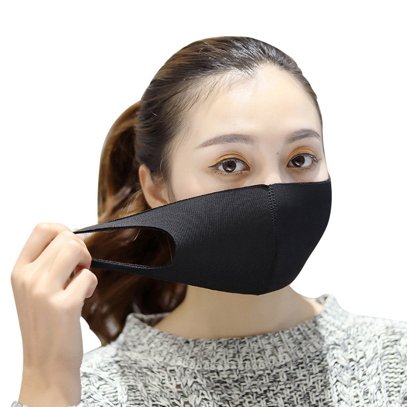 3D Three Dimensional Design Anti Fog Masks Personal Health