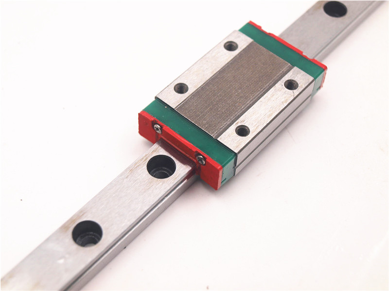 Funssor 400mm MGN12H LINEAR RAILS and CARRIAGE for upgrade TEVO Tarantula I3 3D Printer-in 3D Printer Parts & Accessories from Computer & Office    1