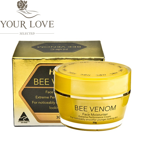 Australia Bee Venom Face Moisturiser Manuka Honey antioxidant Cream Anti aging cream Promotes skin elasticity Smooth fine lines цены
