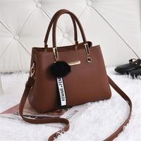21club Brand New Designer PU Leather Women Handbag Female Shoulder Bag Girls Messenger bag Casual Women Shopping Work Handbag 5