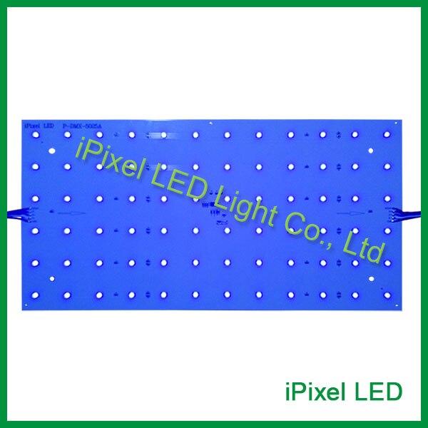 50X25 smd 5050 72leds color changing dmx led dot matrix for dance floor