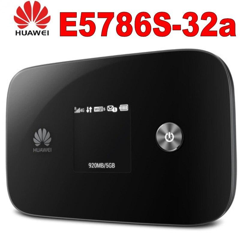 Huawei LTE CA მობილური Wifi E5786s-32a - ქსელის აპარატურა - ფოტო 6
