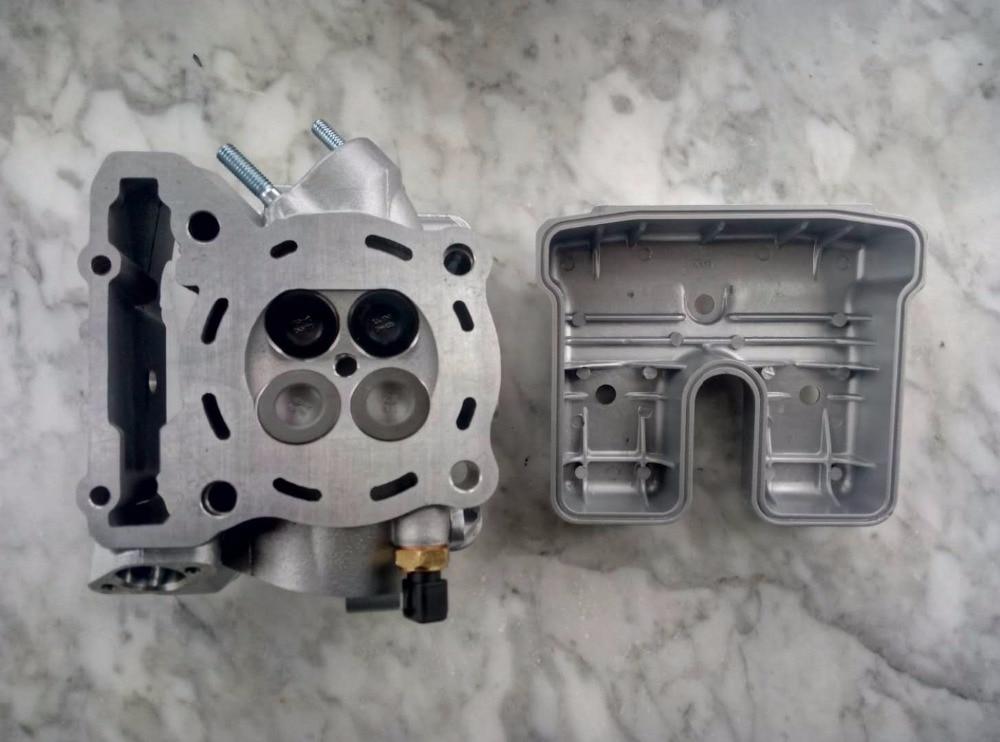 Loncin CR6 YF300 KLX250 KLX300 Engine Motorcycle Cylinder Head Assembly Assy With Valves Camshaft Crankshaft