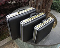 aluminium tool case toolbox Aluminum frame Business advisory suitcase Man portable suitcase briefcase Suitcase card