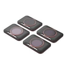 Фильтры Freewell Bright Day   4K Series   4Pack ND8/PL, ND16/PL, ND32/PL, ND64/PL, разработанные для использования с Sony RX0 II/Sony RX0