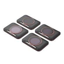 Freewell Sáng Ngày 4 K Series Bộ 4 Gói ND8/PL, ND16/PL, ND32/PL, ND64/PL Bộ Lọc Được Thiết Kế Để Sử Dụng Với Sony RX0 II/Sony RX0