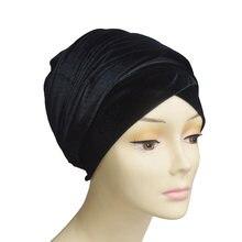 Женская повязка на голову в мусульманском стиле