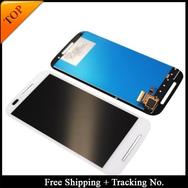 Image 4 - تتبع رقم 100% اختبار ل Moto E LCD XT1021 XT1022 XT1025 شاشة عرض LCD مجموعة رقمنة اللمس-في شاشات LCD للهاتف المحمول من الهواتف المحمولة ووسائل الاتصالات على AliExpress