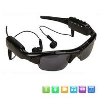 SM07 Mini Camera Multifunctionele Zonnebril HD 1080 P Camcorder Met Bluetooth Hoofdtelefoon Outdoor Video Recorde Muziek Play Bril