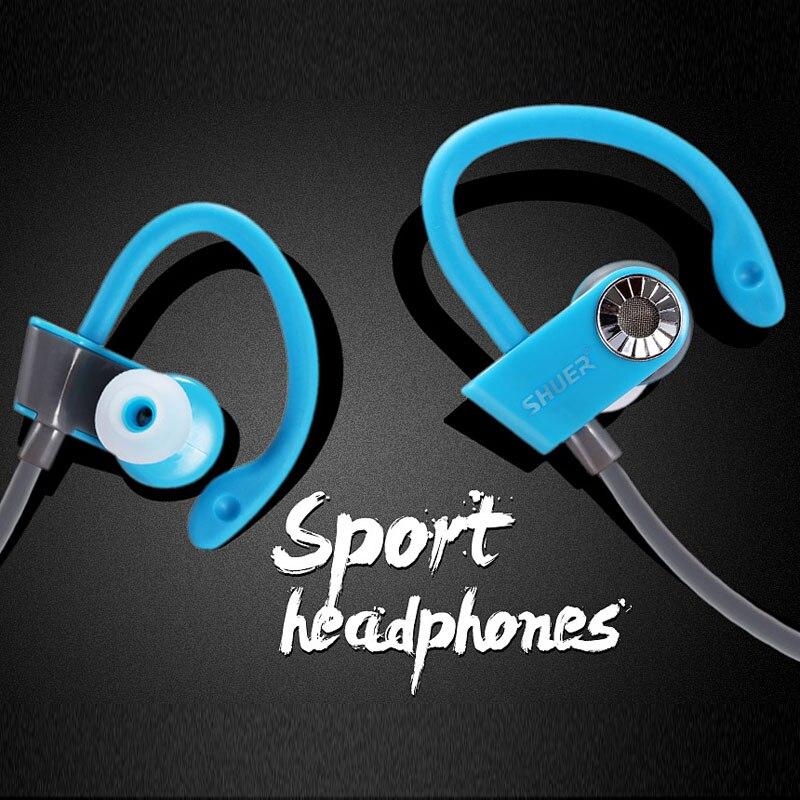 NKOBEE SE 03 Earhook Sport Earphone For Phone Earbuds In Ear Wired ...