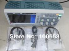 "Buy online Hot sale!  Hantek Digital 200MHz 2Channels Oscilloscope 1GS/s USB 7"" Color LCD Record Length 1M DSO5202B"