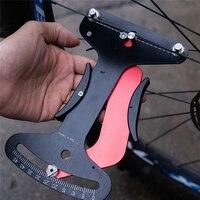 MTB Bicycle Tool CNC Spoke Tension Meter Measurement Tool For MTB Road Bike to Correction Diagnosing or Truing Wheel Spokes