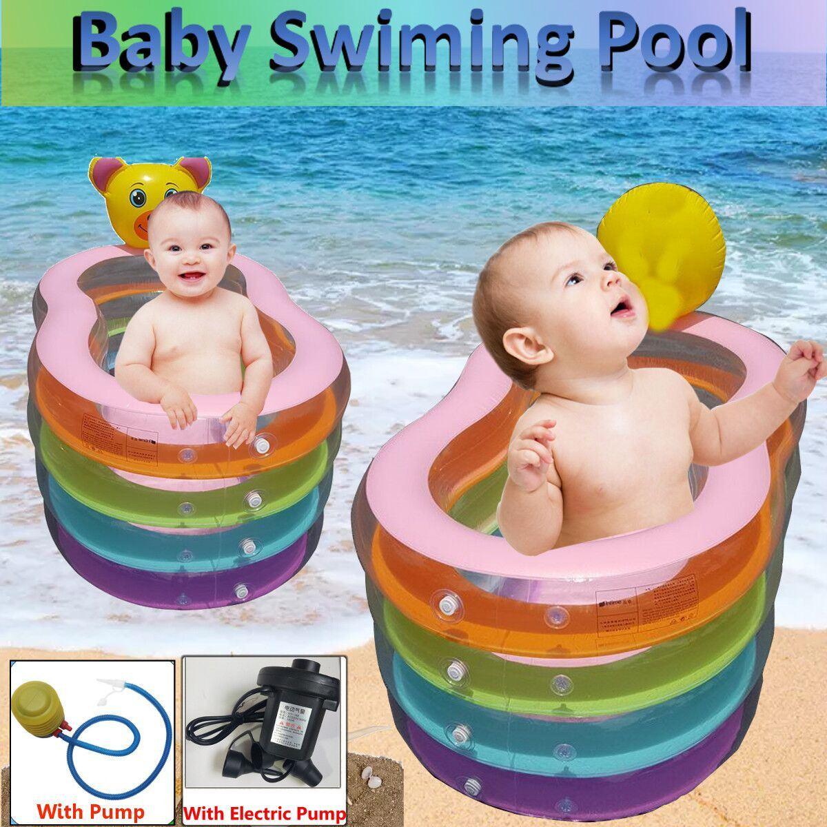 156 cm enfants baignoire bébé usage domestique pataugeoire gonflable mignon piscine enfants piscine gonflable livraison gratuite