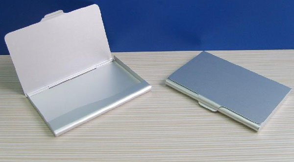 Aliexpress Buy Wholesale 60pcs Aluminum Card Holder Metal