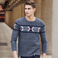 Pioneer Camp New Arrival Brand Sweater Men Top Quality Fashion Male Pullover Sweaters Casual Knitted Sweaters