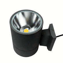 1pcs 15W COB LED Wall Light Waterproof IP66 Porch Light Mode