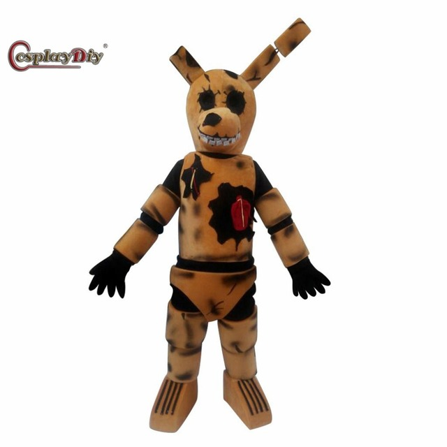 CosplayDiy Unisex Mascot Costume Five Nights At Freddy's Toy ...