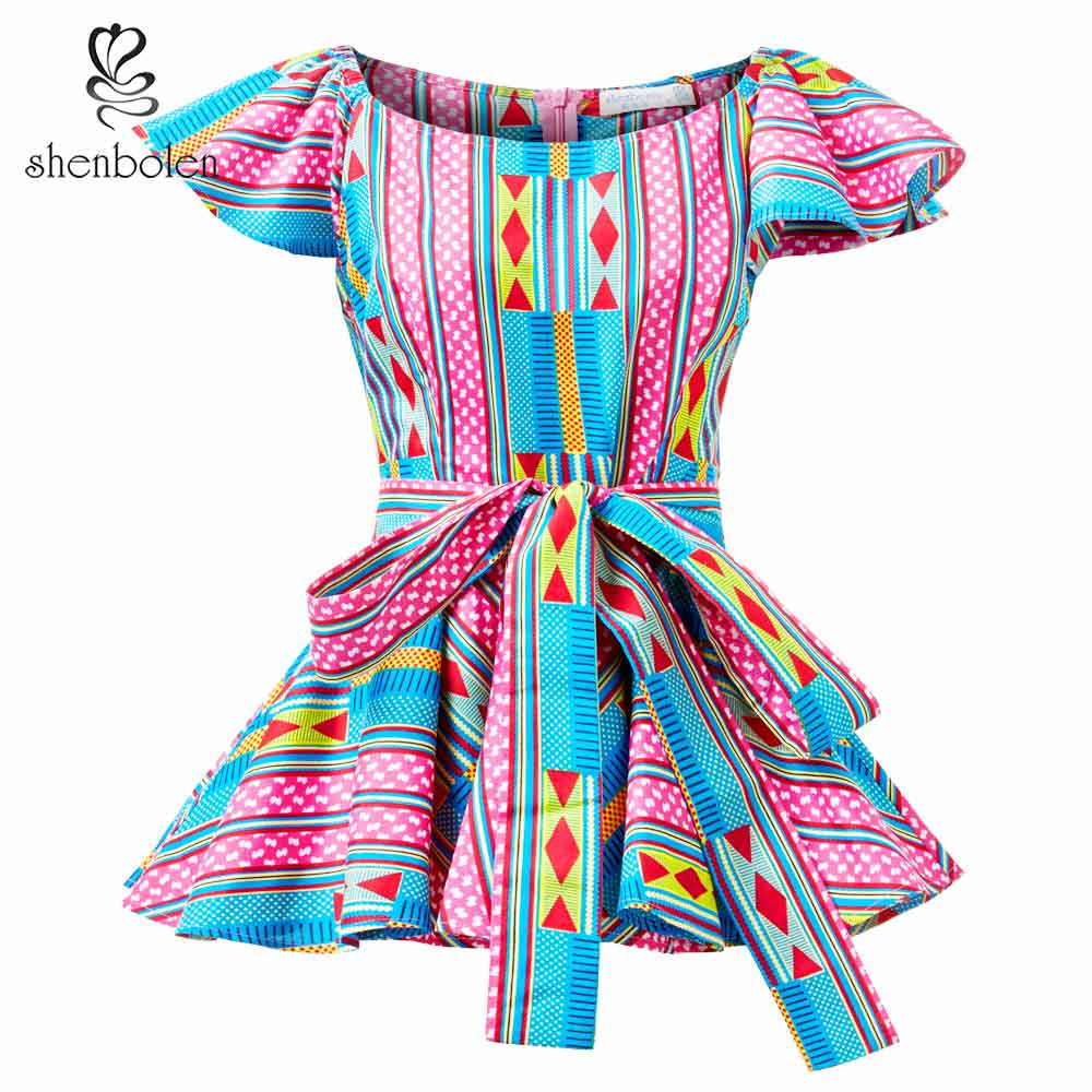 d692f4e1014347 Buy african print blouses and get free shipping on AliExpress.com