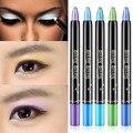 Alta Qualidade Marca New Eyeshadow Lápis Lápis de Maquiagem Sombra de Olho Vara Beleza Maquiagem sombra Hightlight