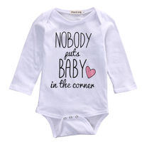 Spring Autumn Newborn Toddler Baby clothing baby girl Bodysuit long sleeve Jumpsuit One-pieces 0-18M baby girl clothes