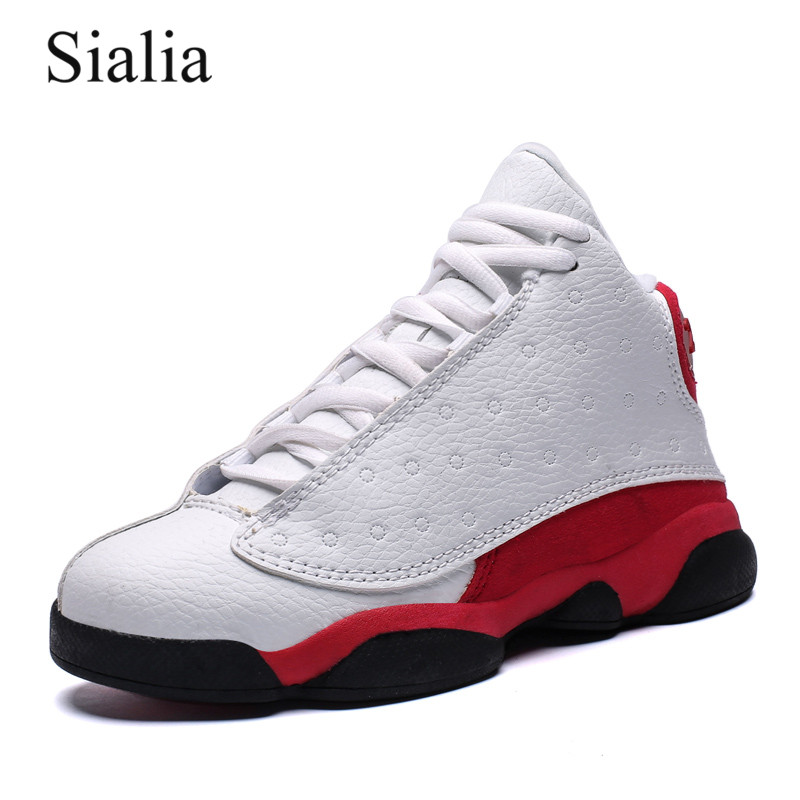Sialia Sport Children Sneakers For Kids Casual Shoes Boys Sneakers Girls Shoes Basketball Running Fashion Chaussure Enfant 2019