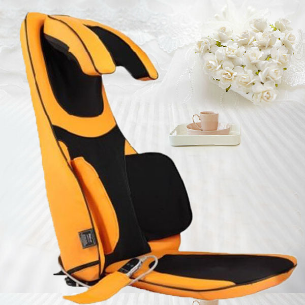 Free Shipping Health Care Mage Pad Home Office Mager Electric Infrared Impulse Chair For