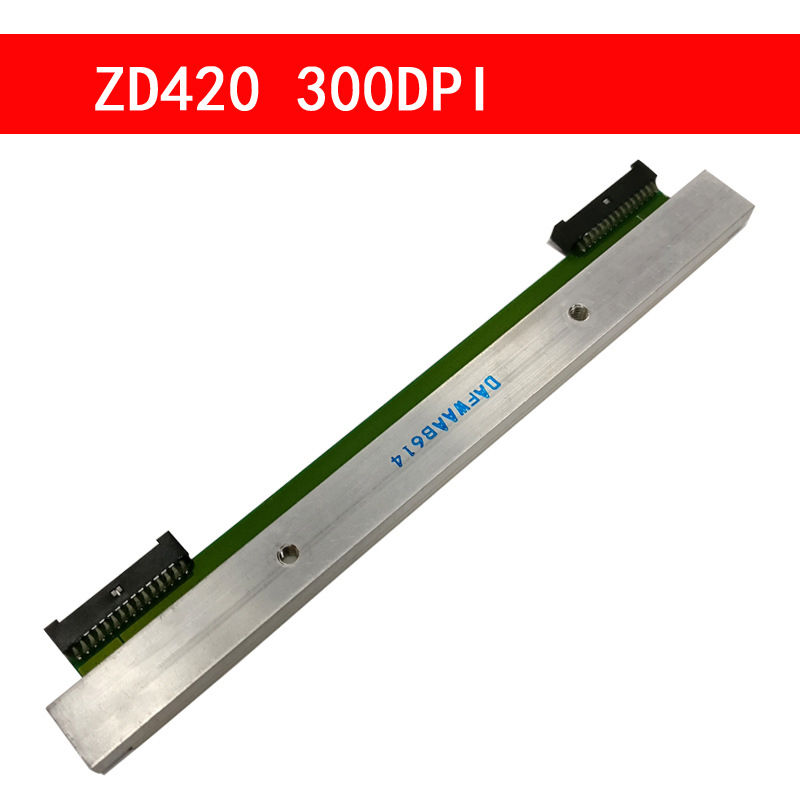 Original Thermal print head Printhead For zebra ZD420 300DPI Printer куплю насос цнс 300 420