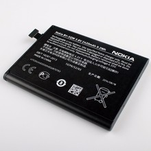 New Original Nokia BV-5QW phone battery for Nokia Lumia 930 929  929+  BV5QW 2420mAh