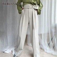 pantalones elegante tamaño moda