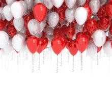 купить Laeacco Balloons Colorful Birthday Party Celebration Wedding Portrait Photography Background Photo Backdrops For Photo Studio дешево