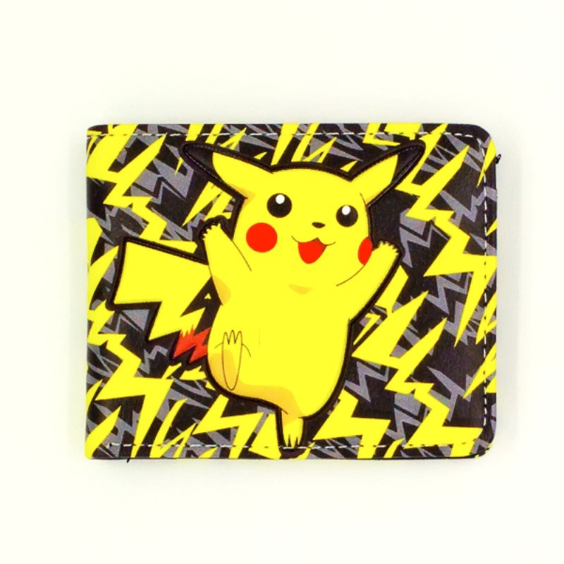 Alieme Passport Holder Cover 3d Cartoon Pokemon Go Pvc Leather Identity Id Credit Card Cover Document Folder Travel Ticket 14*9 Coin Purses & Holders