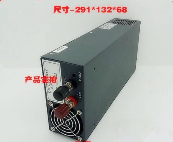 1000 watt 24 volt 42 amp haute puissance AC/DC alimentation à découpage 1000 w 24 v 42A AC/DC commutation transformateur industriel