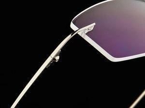 Image 2 - Eyesilove מוגמר אופנה נשים גברים קלים במיוחד משקפיים קוצר ראיה ללא שפה משקפיים קצרי רואי שאינו בורג ללא מסגרת משקפיים קוצר ראיה