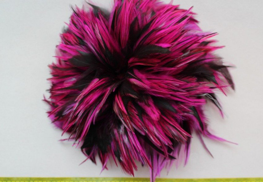 set of 200pcs selected fuschia