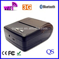 80MM Reciept Printer POS Thermal mini usb thermal wireless Bill Ticket Printer QS8001