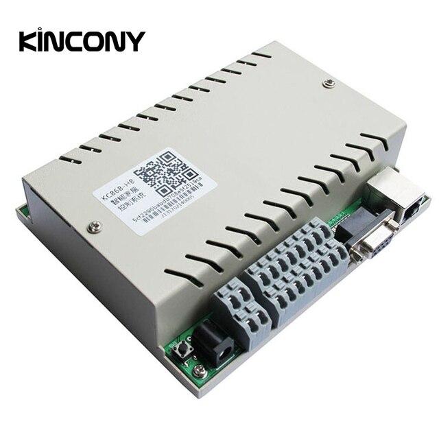 Domotica オガルスマートホームオートメーションモジュールコントローラネットワークリレーリモコンセキュリティ警報システム 8 ギャングイーサネット