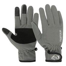Новые перчатки с сенсорным экраном зимние спортивные теплые мягкие перчатки толстые текстильные флисовые перчатки для бега пешего туризма катания на лыжах альпиниста езды на велосипеде