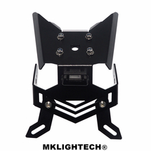 MKLIGHTECH For KTM DUKE390 DUKE 390 2018-2019 Motorcycle Rear License Plate Tailstock Bracket Modification