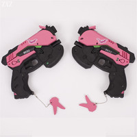 1 1 Dva Gun Weapons Model 25cm Toys OW Watch And Over D Va Gun Halloween
