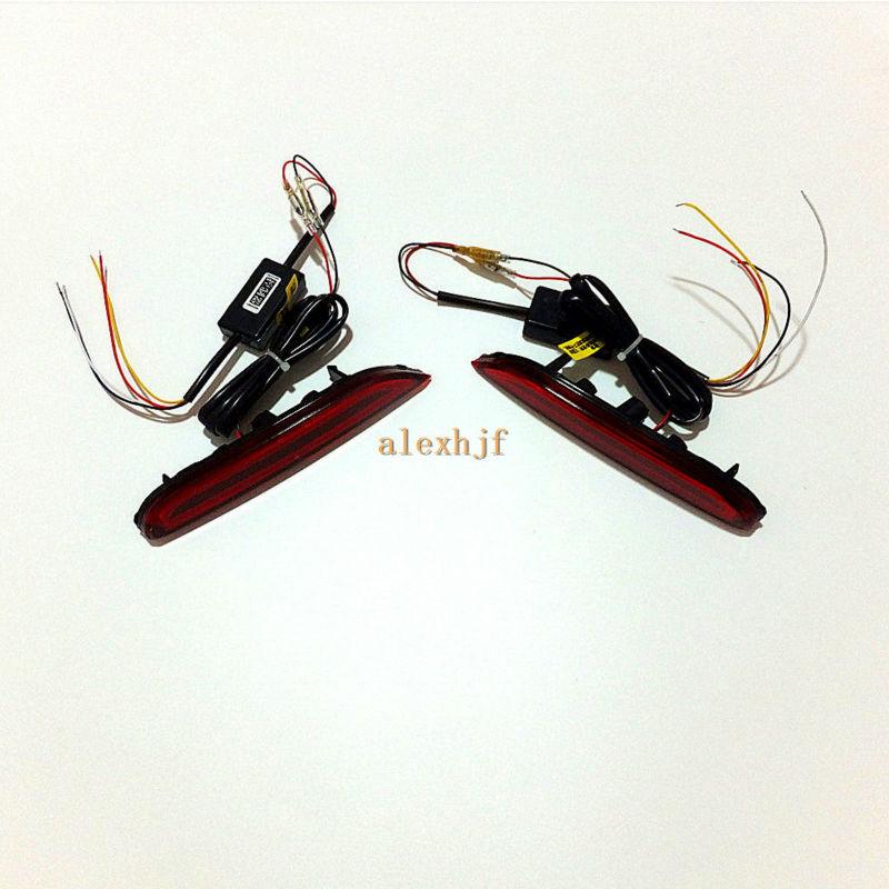 Varthion LED Light Guide Brake Lights case for Infiniti Q30 Q50 Q60 Q70 Q70L QX80 etc, Brake Turn Signal Running Warning Lights масляный фильтр infiniti qx56 qx80 gtr