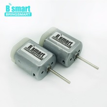 Bringsmart FC280SC 2pcs 12v DC Motor High Speed Shaft Low noise electromotor 22mm for Car Rear View Mirror boat mini fan