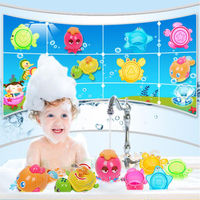 2018 hot sale Baby bath toys Playing in the water playing with sand bath water toys piles of toys Safety Health Fun interesting