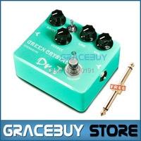 JOYO DR J D 50 D50 GreenCrystal Overdrive Guitar Effect Pedal