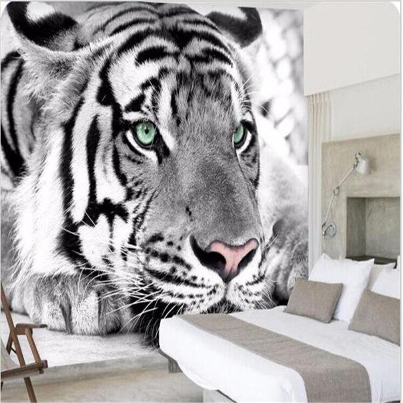 Popular Wallpaper Tiger Buy Cheap Wallpaper Tiger Lots