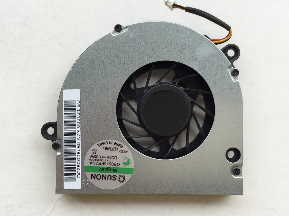 NEW Acer 5332 5532 5732 5516 5517 5732Z Emachines E525 E625 E627 Laptop CPU Fan