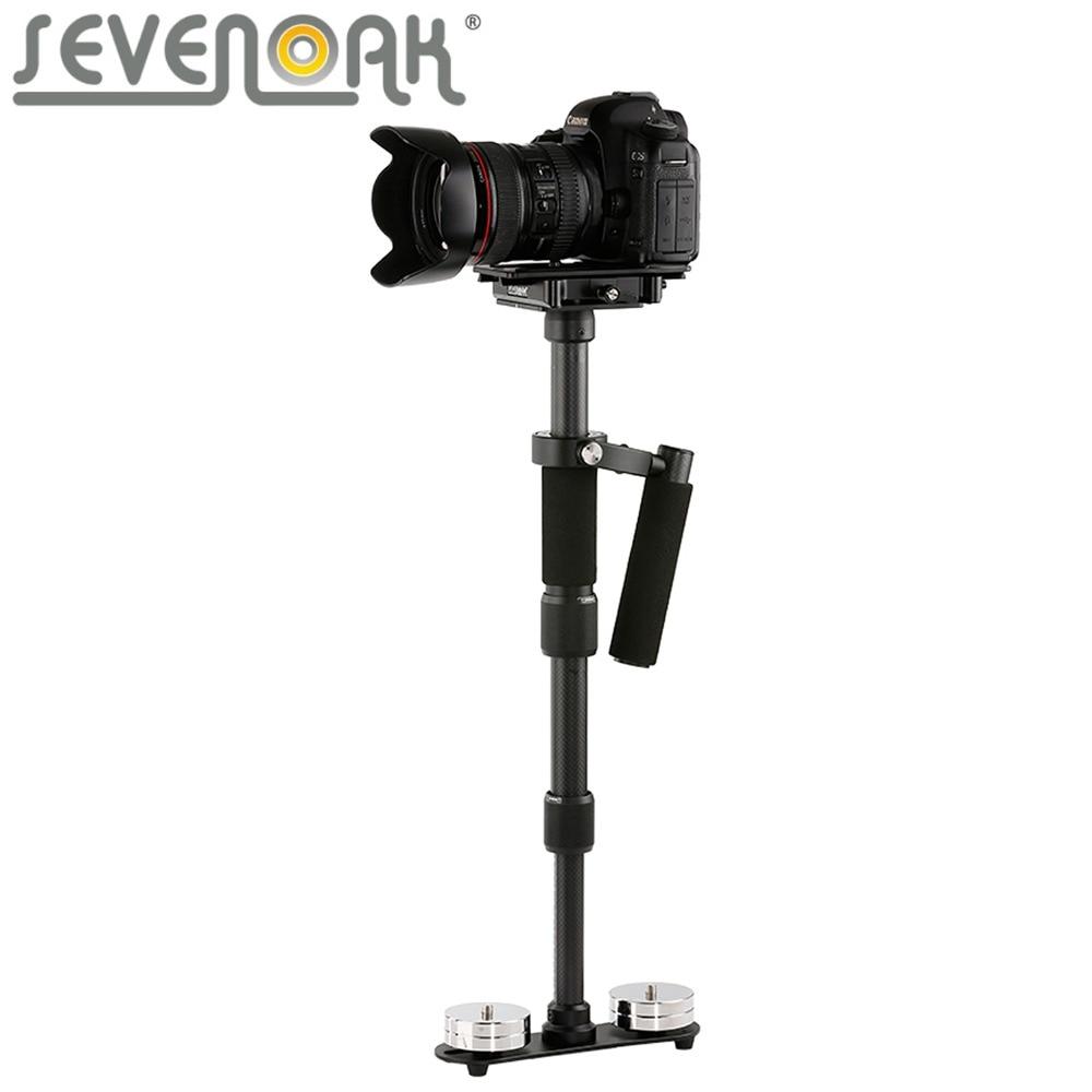 Sevenoak SK-SW Pro2 profesionālās rokas oglekļa šķiedras kameru - Kamera un fotoattēls