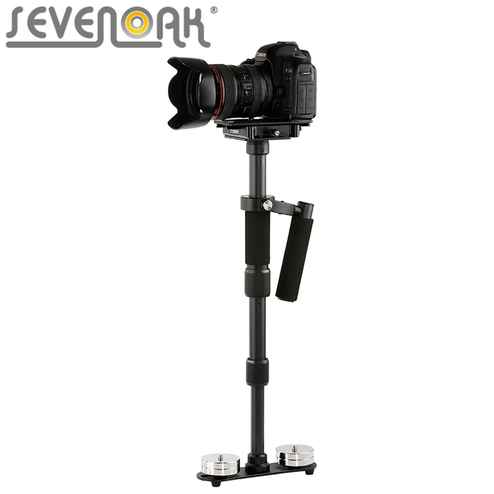 Sevenoak SK-SW Pro2 Professional Carbon Fiber Handheld Camera Steadycam System for Video DSLR Cameras