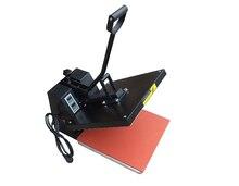 New Normal High Pressure 15 15 38x38cm t shirt heat press sublimation printing machine printer DIY