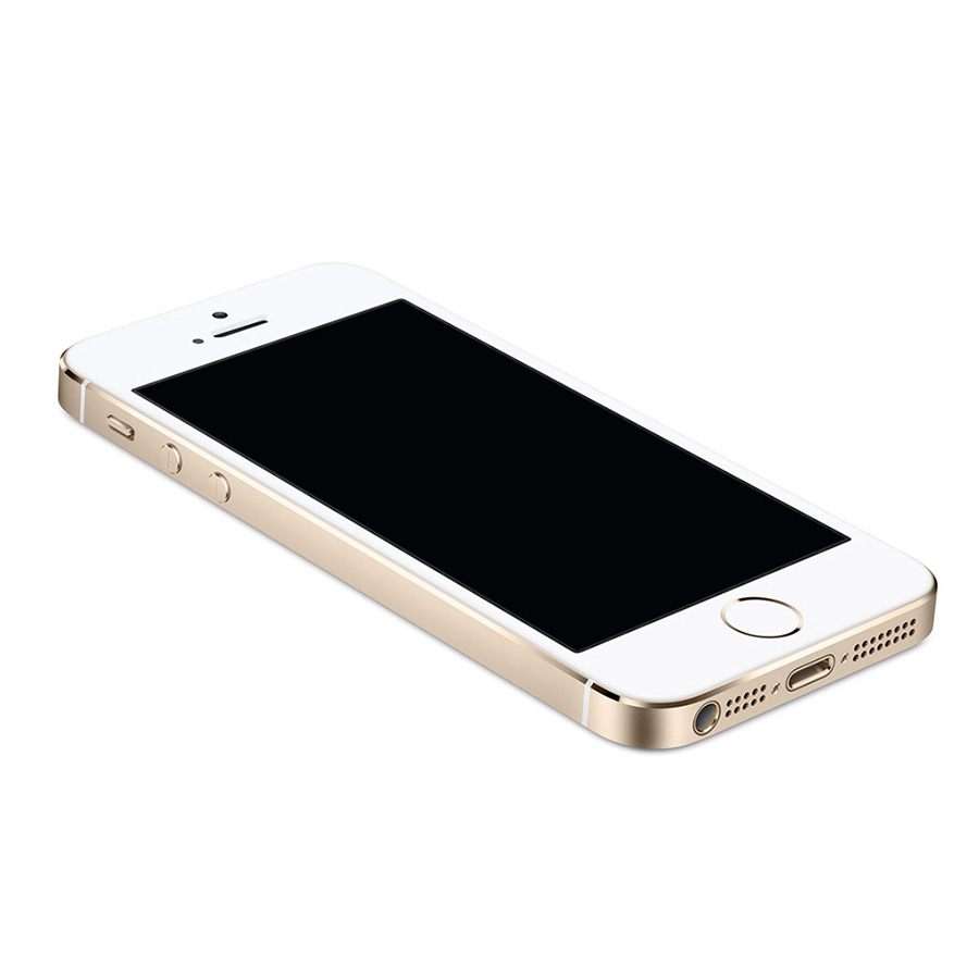 Débloqué Original Apple iPhone 5S 16 GB/32 GB ROM IOS Tactile ID D'empreintes Digitales 4.0 ''A7 IPS 4G LTE Mobile iphone5s A1533/A1457 - 3