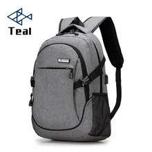 2017 New fashion men backpack Canvas Mens Student School backpacks Large capacity Teenagers Vintage bag Casual Travel